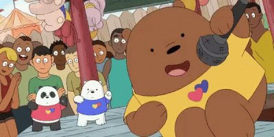 My new obsession. The Bare Bears.