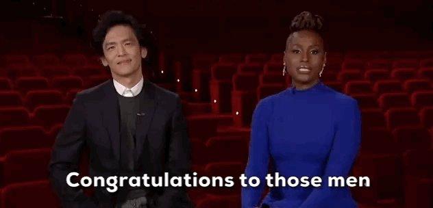 #Oscars: No women were nominated for best director bit.ly/2uKdWHz