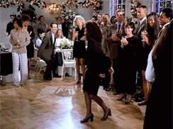 Happy Birthday, Julia Louis-Dreyfus. January 13, 1961. We ll all dance for your Birthday.
