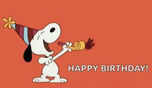 Happy Birthday fellow Capricorn! Birthday Greetings from Wyandotte, Michigan.