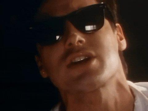 Bobby wearing sunglasses at night in 2020 #RAW