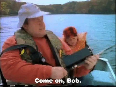 Come on, BOB! Come on, BOB! #RAW