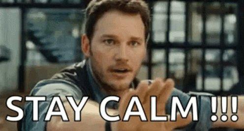 "lol Lana: ""Let's be calllllm"" #RAW"