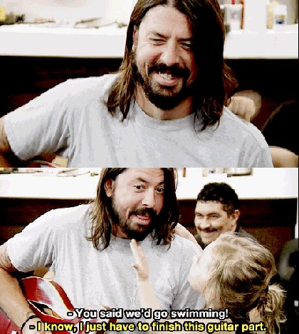 Happy birthday the one and only Dave Grohl!!! Love this man!