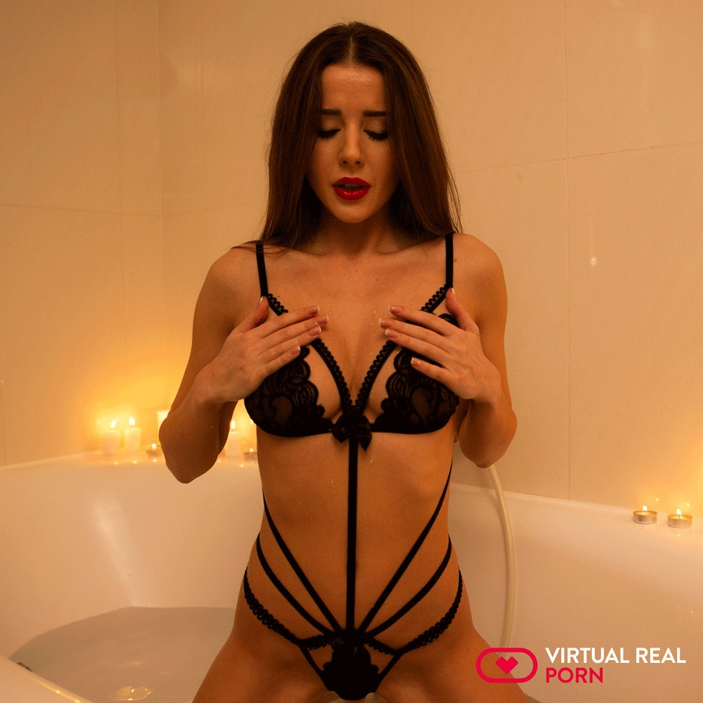 .@SybilA_official is the best in so many things. And throwing a #SexthAnniversary Party is on top of the list for sure: https://virtualrealporn.com/#VR #VRPorn #porn #6Years