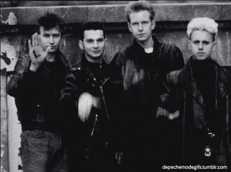WE DID IT! @depechemode are IN! #RockHall2020