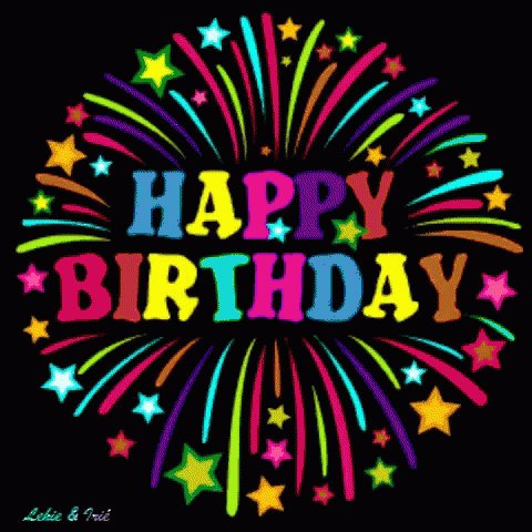 Have a Wonderful day and may you be blessed with many more.