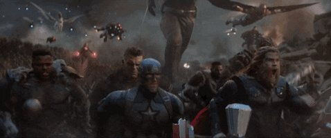 Avengers Acquiesce #SilenceAMovieOrShow