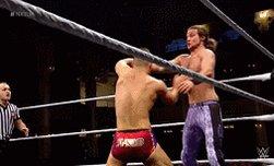 Replying to @D_Wrestlingifs: .@AKidWrestler #NXTUK