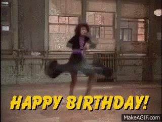 Happy Birthday to Debbie Allen!