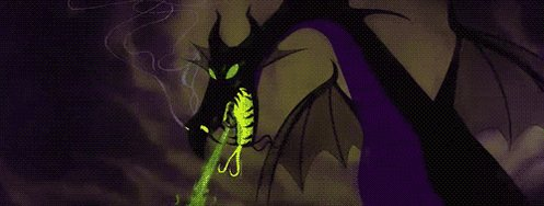 @PowerRangers Maleficent