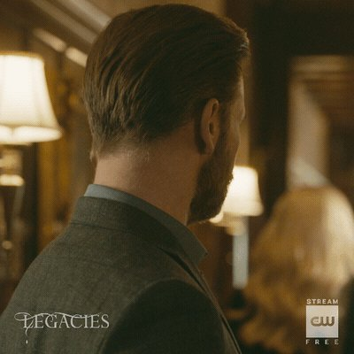 When you remember that #Legacies is back from winter hiatus and that a new episode premieres tonight...