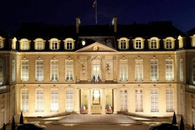 Image for the Tweet beginning: #SCOOP Le Palais de l'@Elysee
