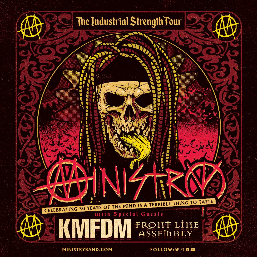 @WeAreMinistry's photo on ON SALE NOW