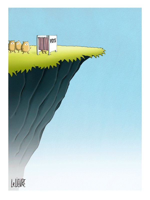 @lisastark351 @Kimstwitaddress @GOP Lemmings don't recognize tipping points. #GOPCorruption