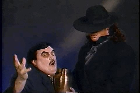 If Trump isn't guilty, it's gotta be The Undertaker with ringside interference from the evil Paul Bearer, right? ⚱️#RoyalRumble #TrumpIsGuilty #AEWRevolution #NXTonUSA #TrumpCrimeSyndicate #Botchamania