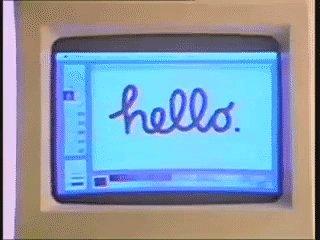 AnjaHoffmann: CNET: 36 years ago today, Steve Jobs unveiled the first Macintosh. Happy Birthday, Mac.