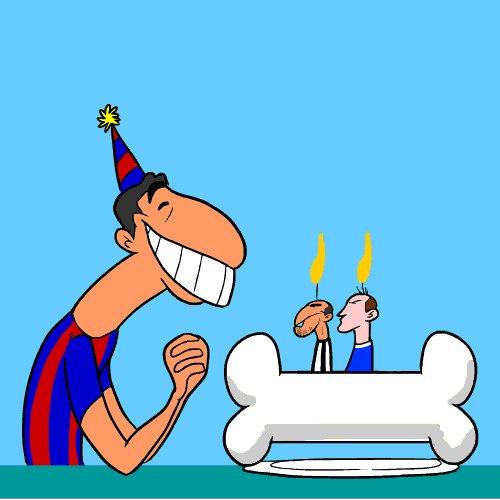 Happy birthday Luis Suarez