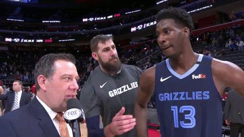 Memphis Grizzlies @memgrizz