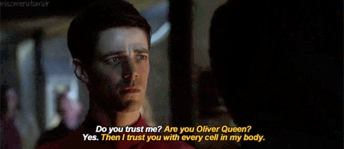 Oliver Queen