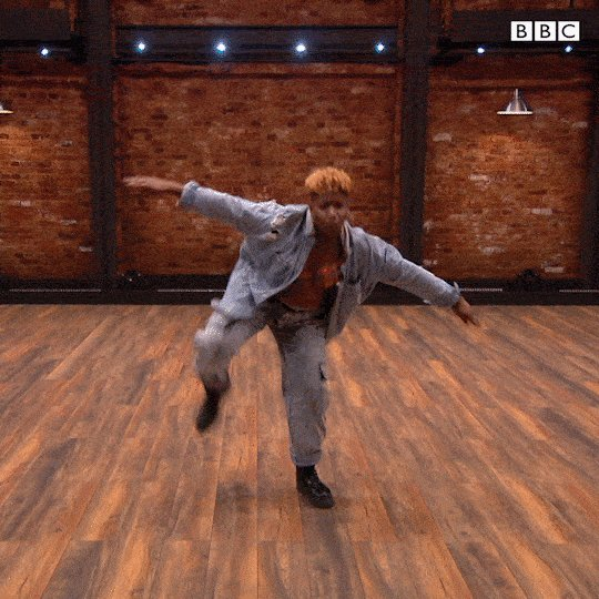Jessica's got the MOVES! #GreatestDancer #TheGreatestDancer