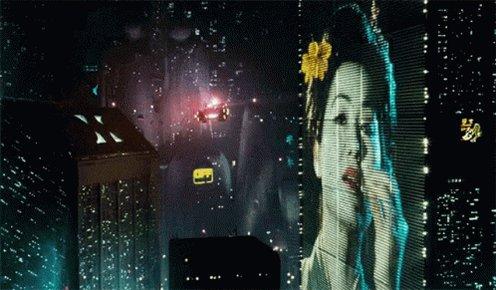 It's a Vangelis' score for Blade Runner kind of night. https://t.co/8G3TmqzpZW
