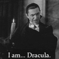 Who was the #horror character that introduced you to horror? As a kid I remember seeing Bela introduce himself. My interest to horror was struck first then. Not fully until later, but I know this was the start.