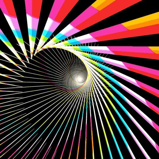 Discovery 23967 #gif #abstract #design #geometry #generative #retro #digitalart (via @hexeosis)