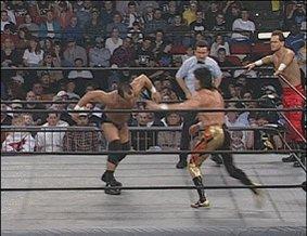 What a Powerslam from Dean Malenko on Eddie Guerrero.