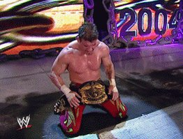 Eddie Guerrero beat Brock Lesnar to win the WWE Championship 16 years ago today. What a great moment for Eddie