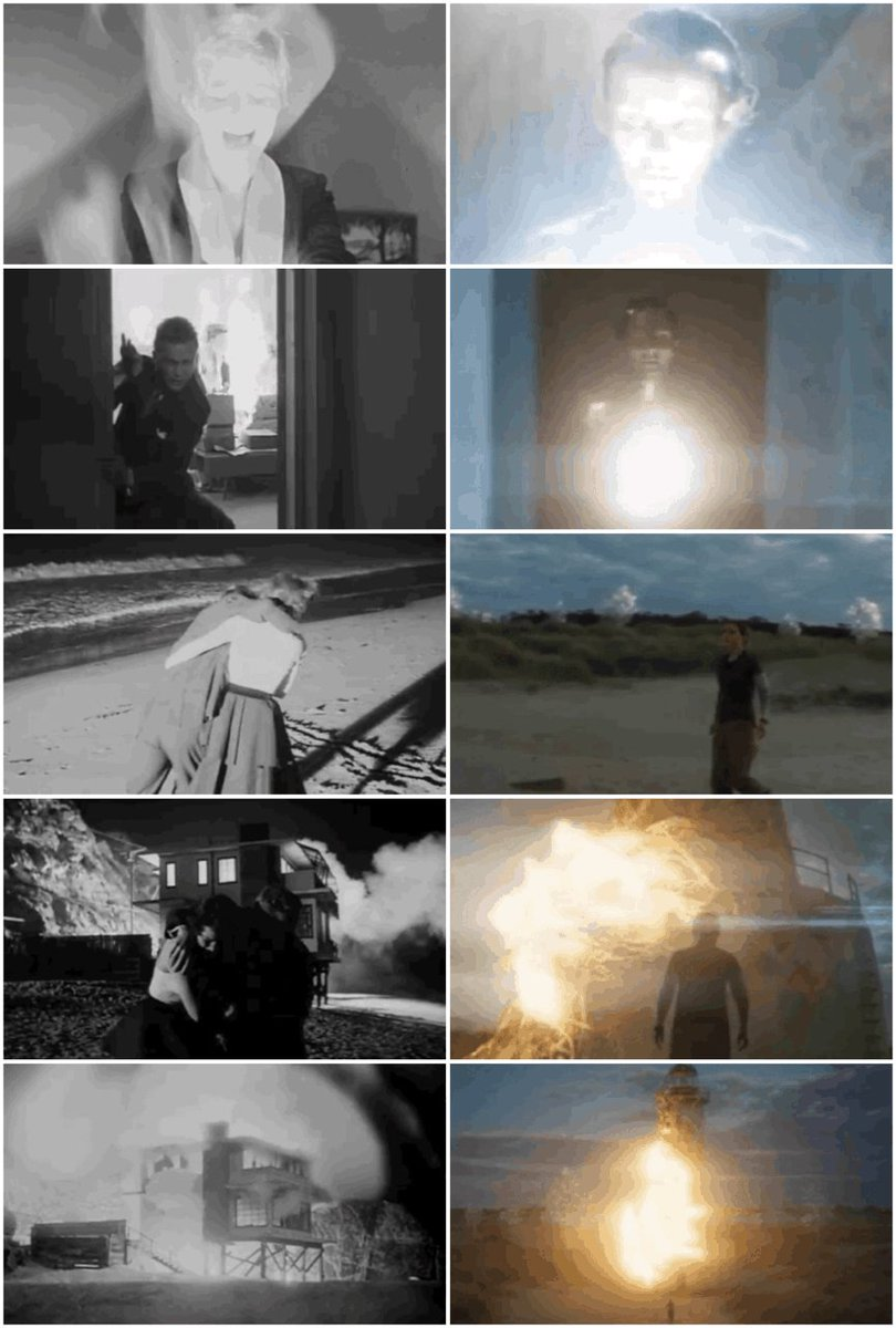 Kiss Me Deadly/Annihilation   #sidebyside #kissmedeadly #annihilation #natalieportman #movies #cinema #film #robertaldrichpic.twitter.com/1v521tXU40