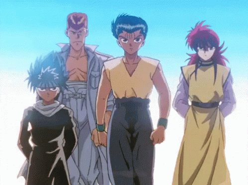 @JeikuReview Gonna be Re-Watchin Yu Yu Hakusho!