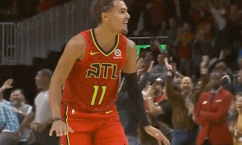 🧊 @TheTraeYoung Next Video Diary in @TheUndefeated tomorrow. #NBAAllStar #Hawks