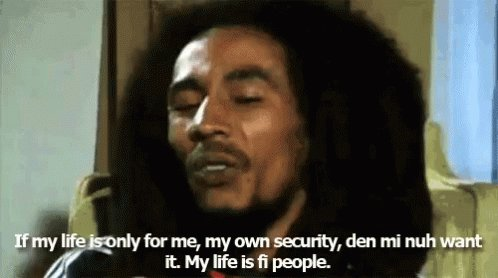 Happy birthday Bob Marley! Would have been 75 today