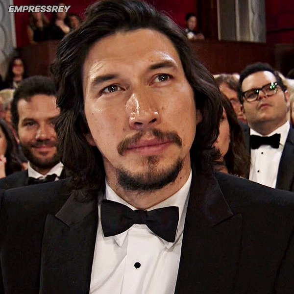 @empressrey's photo on adam driver
