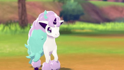 RT to put this gently trotting Galarian Ponyta on a friend's timeline.