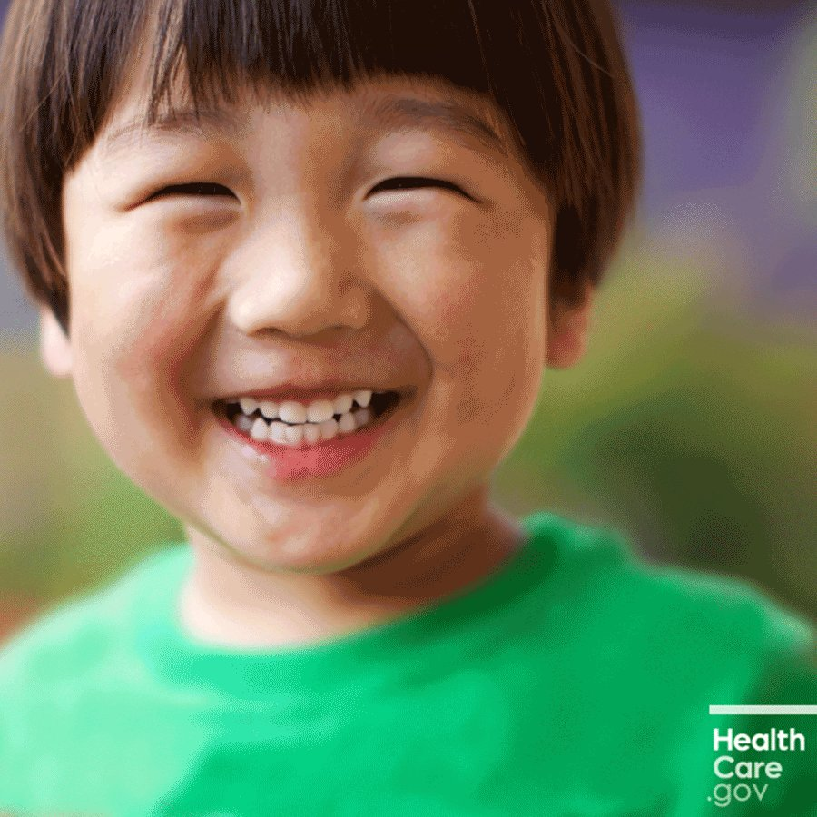 Image for the Tweet beginning: It's #ChildrensDentalHealthMonth! Make sure to