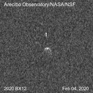 Astronomers spy near-Earth asteroid that has its own moon