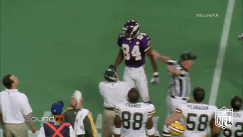Happy 43rd birthday to the most gifted WR of all time Randy Moss!