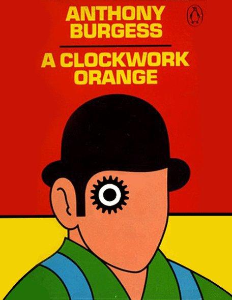A CLOCKWORK ORANGE #scifi by Anthony #Burgesspic.twitter.com/3meuXVoc6V