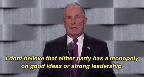 Happy Valentine\s Day Birthday February 14 To 2020 Democratic Presidential Candidate Michael Bloomberg. JC