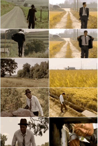 The Shawshank Redemption/Memories Of Murder  #sidebyside #memoriesofmurder #Bongjoonho #morganfreeman #movies #cinema #film #Shawshankredemption #frankdarabontpic.twitter.com/2ZquX88AOh