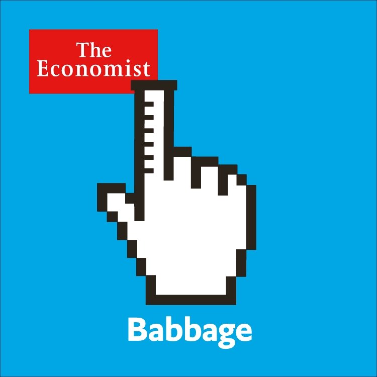 "Image for the Tweet beginning: On this week's ""Babbage"" podcast,"