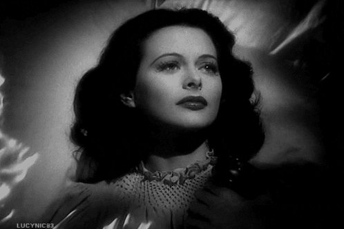 Hedy Lamarr would have been perfect.pic.twitter.com/wzGUBL967Y