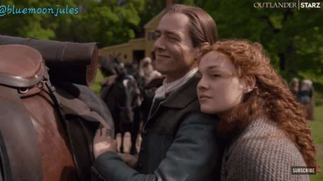 @Outlander_STARZ #RogerandBree #TheMacKenzies