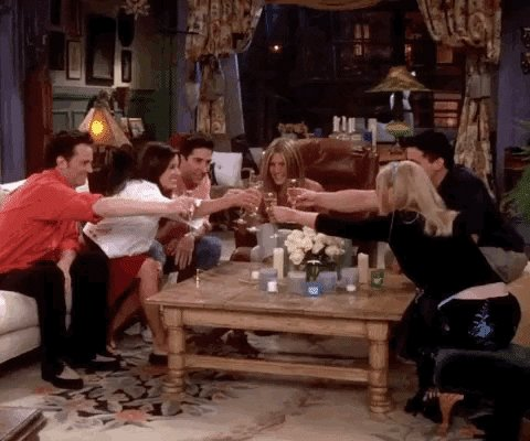 An offering so epic, starting with a Big Bang, As well as your faves, like that Central Perk gang.