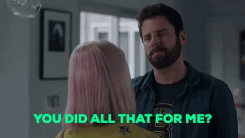 Never fails, I always cry during @AMillionABC 😭 Loved episode f/last night. Great scenes w/D's dad & his talk w/Sophie in car. Theo's therapy sesh, Gina/Rome's adoption process. Breast Cancer remission & fears. Gary/Maggie his daydream in elevator. Tears. #AMillionLittleThings