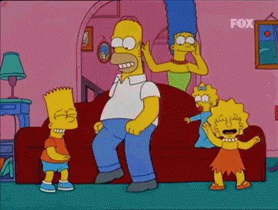 Happy Birthday to Matt Groening creator of the most famous family in television!