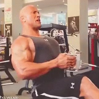 It's Friday! get that workout in. #fitness #gym #bodybuilding #fit #FridayThoughts