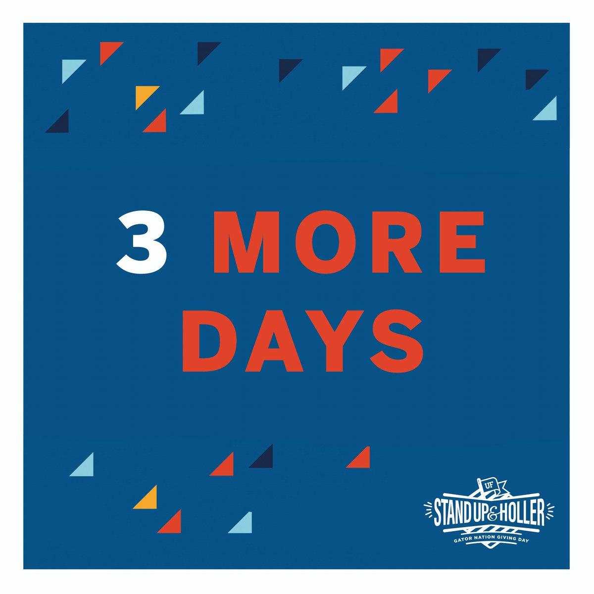3⃣. More. Days. #AllForCJC